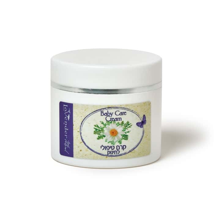 baby moisturizer cream - baby care cream - lavender all natural cosmetics