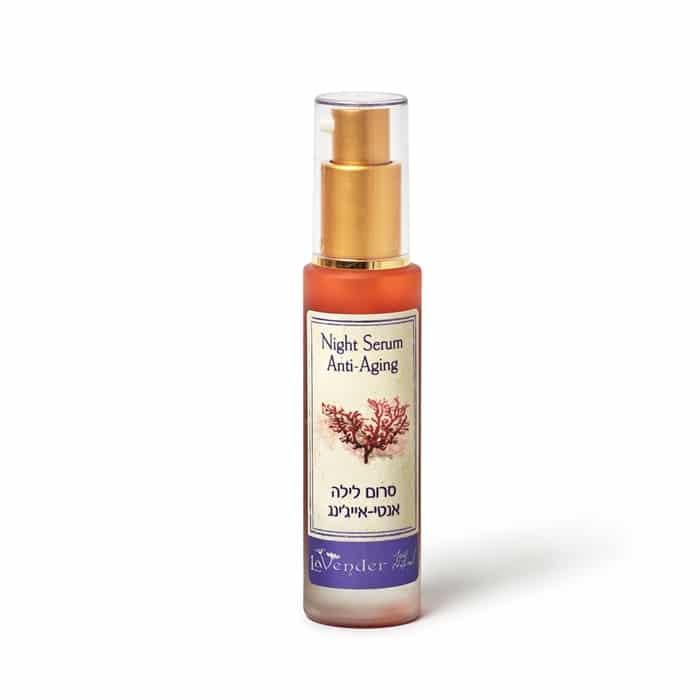 Anti-aging Night Serum is proven to be excellent treatment for skin care
