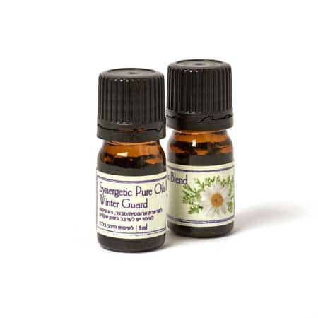 Winter Guard Oil Blend with antiviral and antibacterial oils for the prevention and cure of winter diseases.