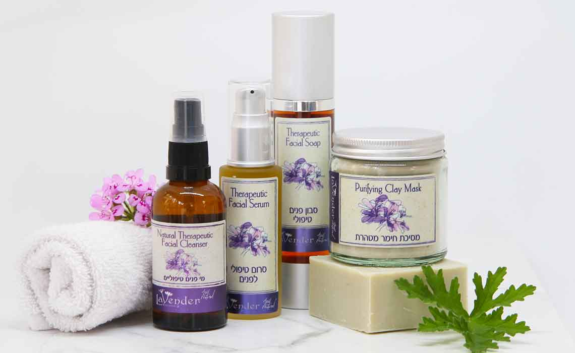 all natural products for acne prone skin
