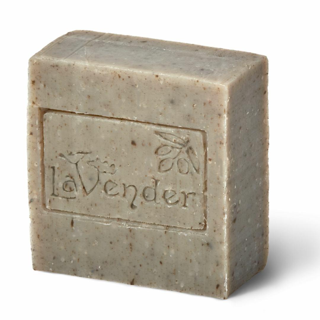 natural dead sea mud bar soap- lavender all natural cosmetics