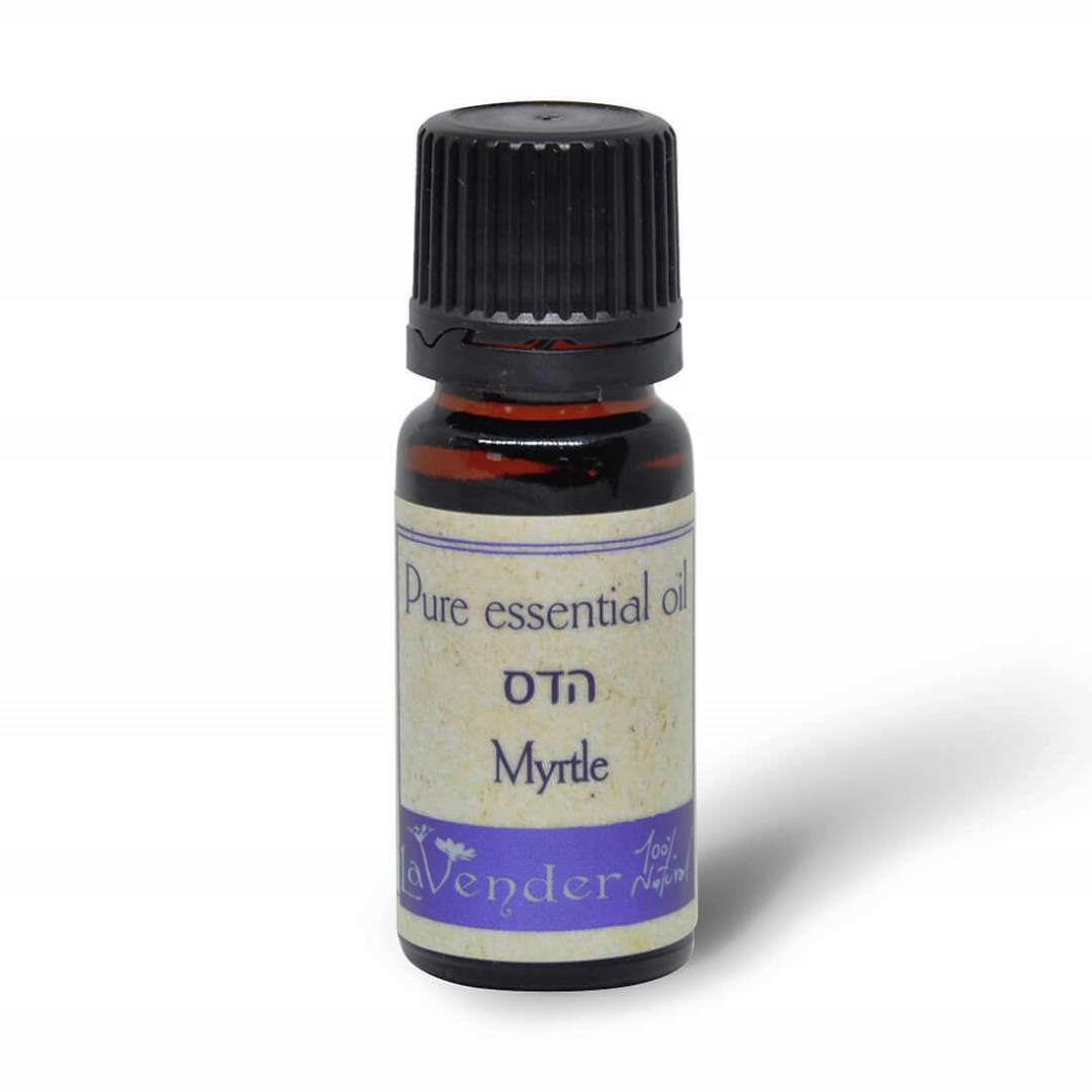 myrtle essential oil - lavender all natural cosmetics
