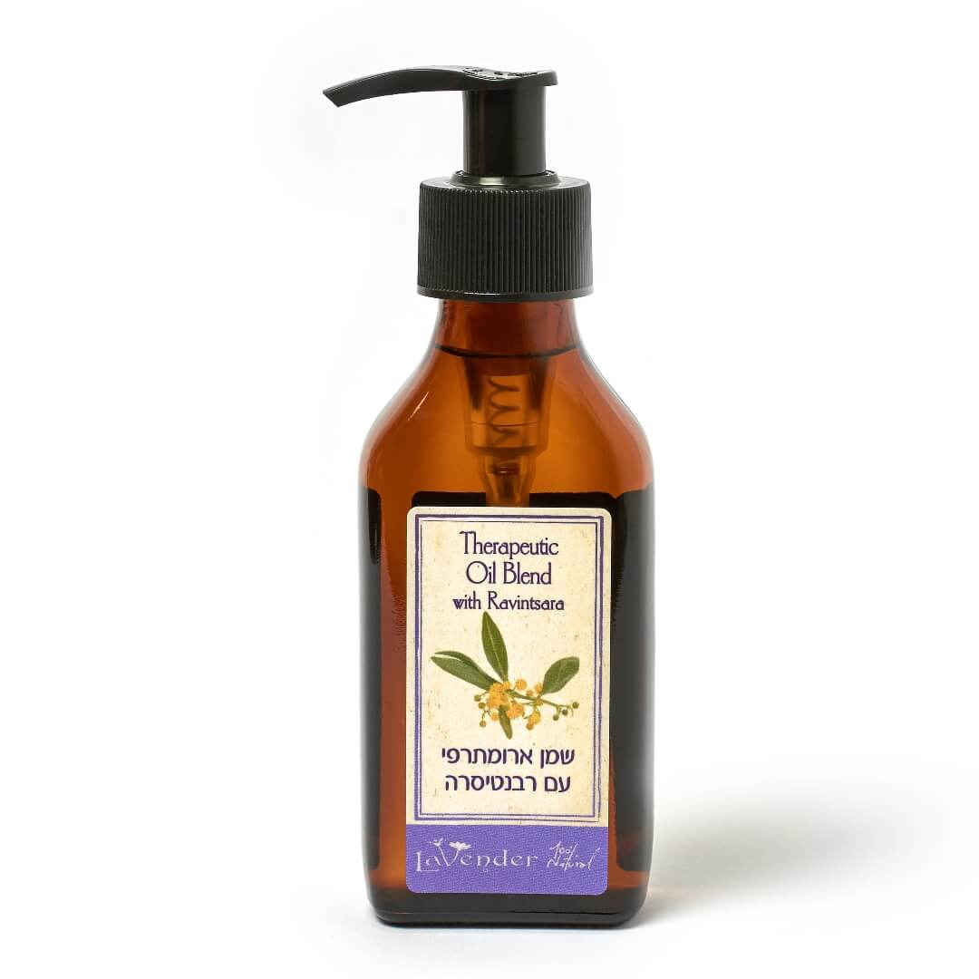 ravintsara aromatherapy massage oil