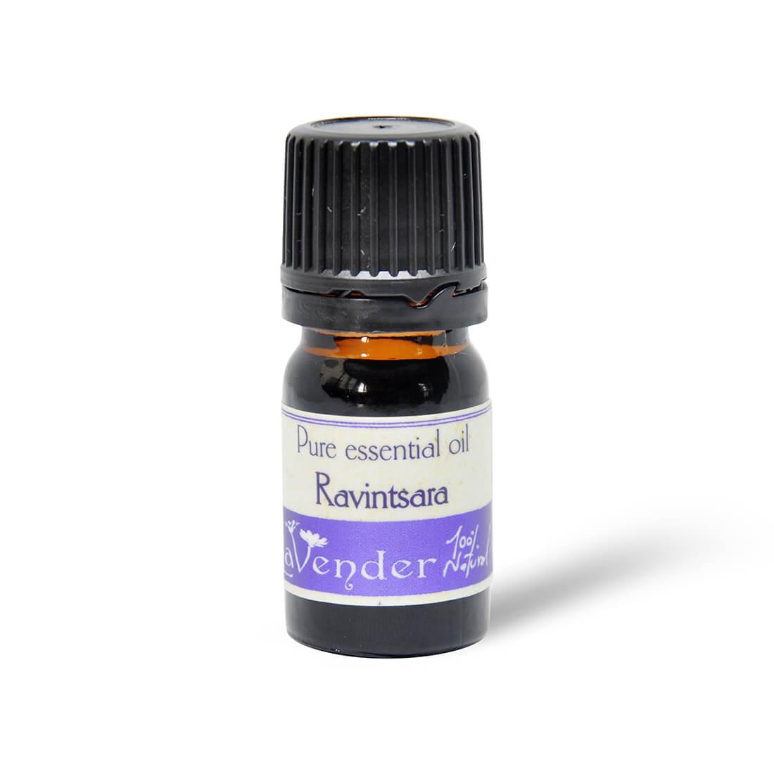 ravintsara essential oil - lavender all natural cosmetics