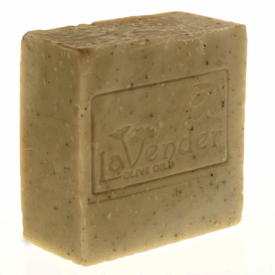therapuetic natural bar soap - lavender all natural cosmetics