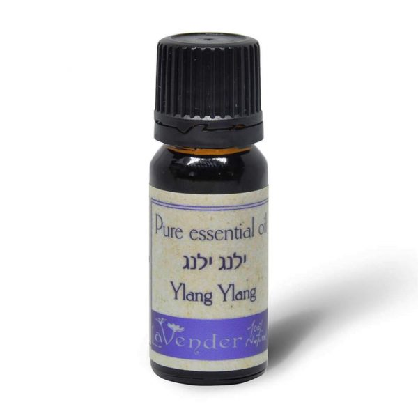Ylang Ylang essetnial oil - lavender all natural cosmetics