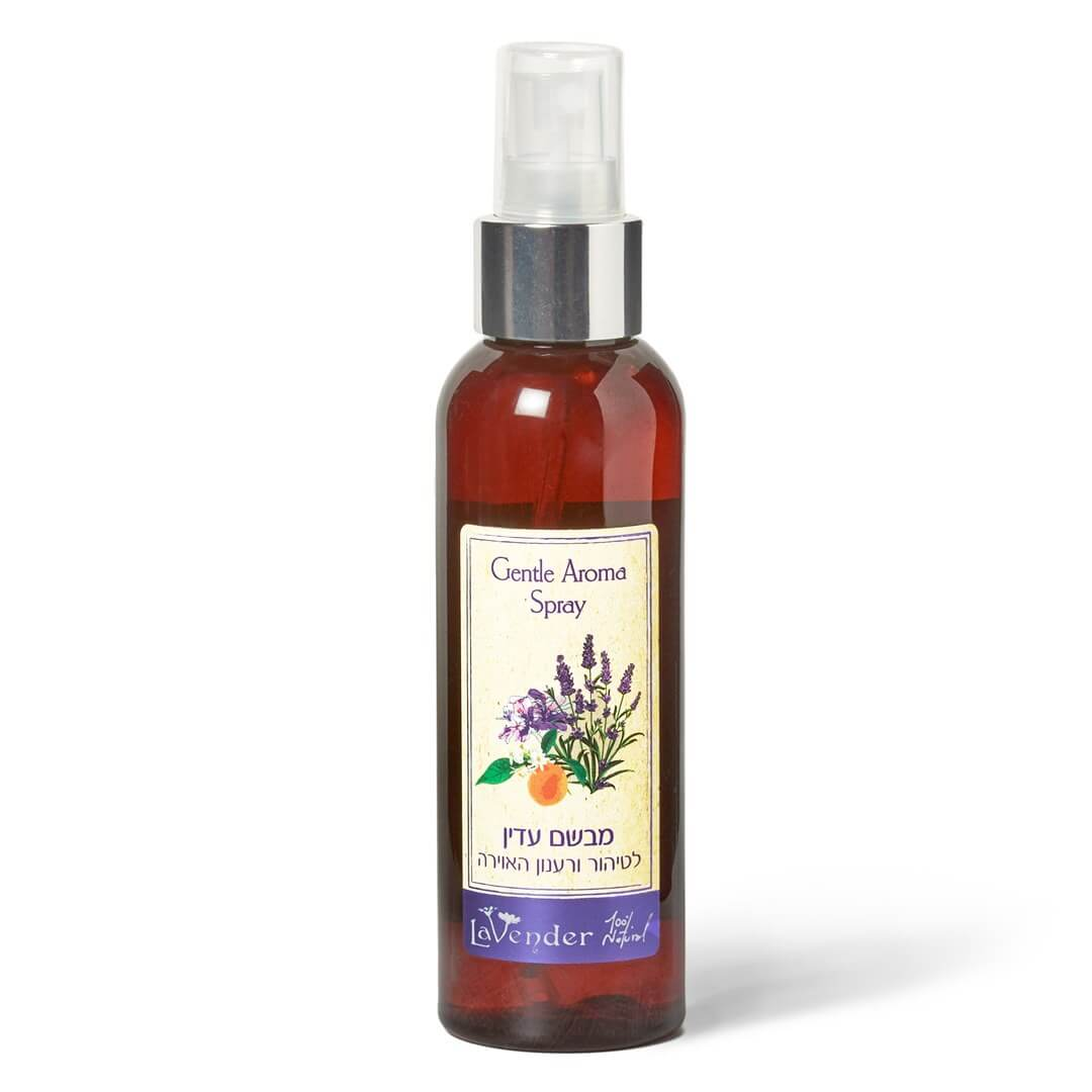 gentle aroma spray - lavender all natural cosmetics