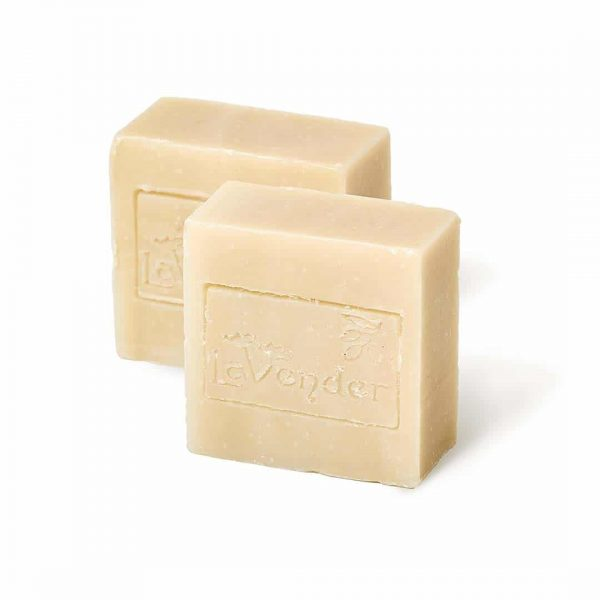 Natural Shampoo Bar based on virgin olive oil by lavender's best hair product series.